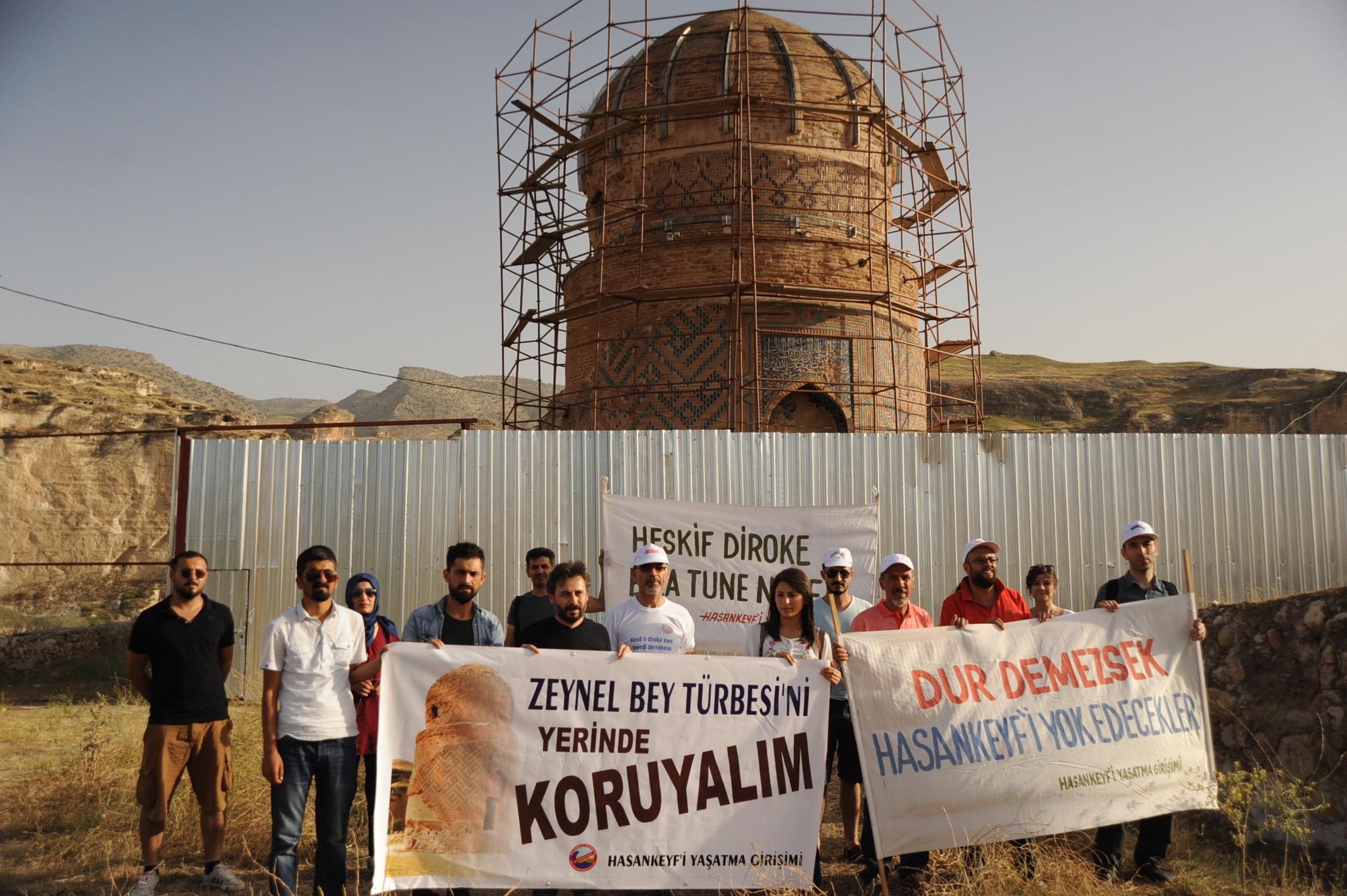 Current developments in the Ilisu Dam project in Turkey