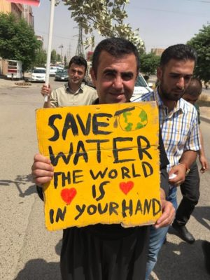 Equal Water Shares for the peoples of Iraq and Iran – A call for collaboration to preserve the shared rivers!
