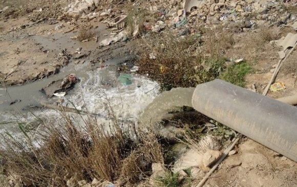 New Report addresses pollution of the Tigris River in Baghdad