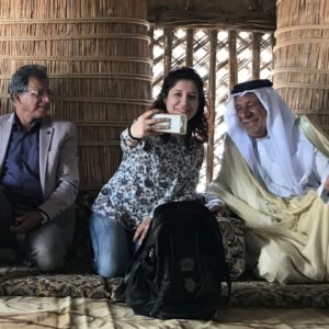 Iraqi Water Activists Bond in the Marshlands While on a North-South Exchange