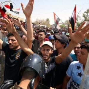 Environmental Threats, Lack of Water, Poor Job Opportunities and Declining Social Benefits Produce Massive Protests in Southern Iraq
