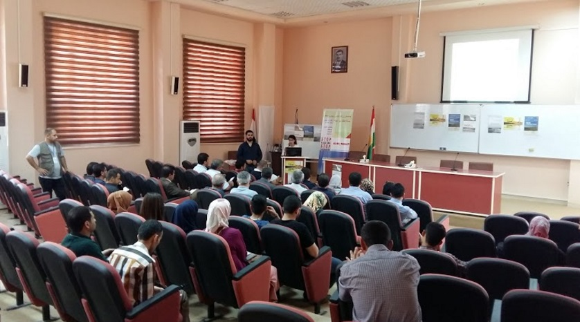 The negative impact of large dams: a seminar in Erbil
