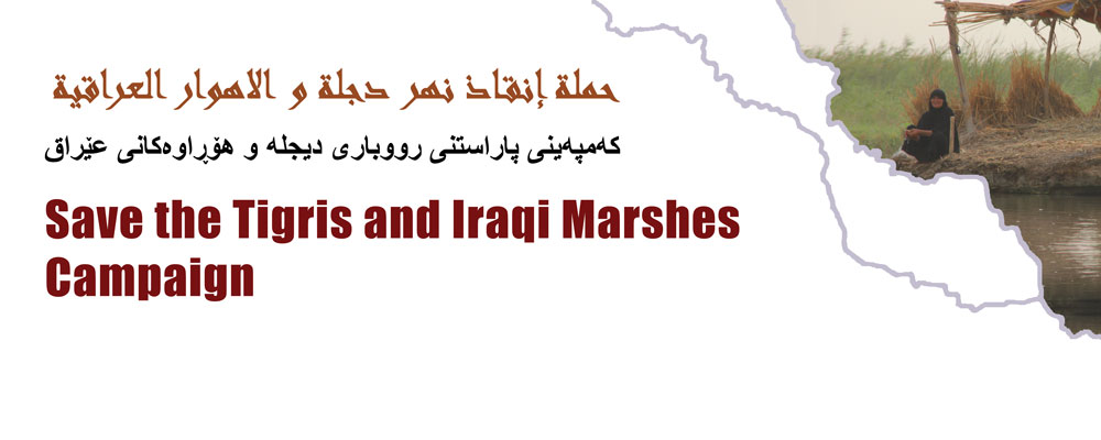 International Activists meet in Baghdad to Discuss Legal Strategies to Protect the Tigris River