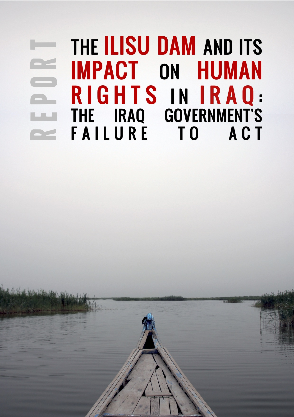 The Threat of Ilisu Dam and the Failure of the Iraqi Government to Protect Iraqi's Right to Water