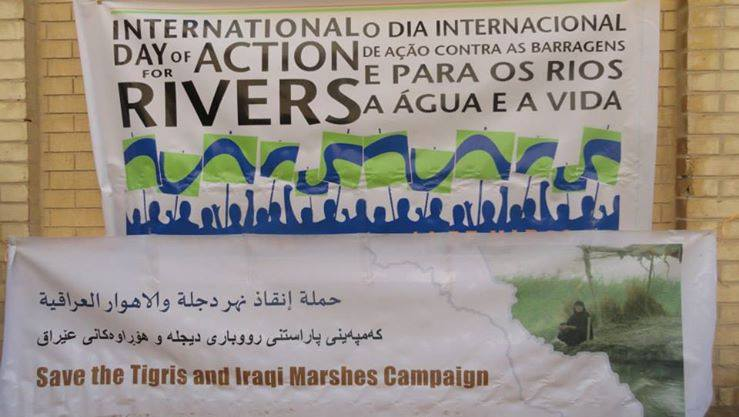 Day of Action for The Tigris River