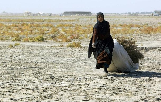 Overcoming water shortage remains one of Iraq's main challenges
