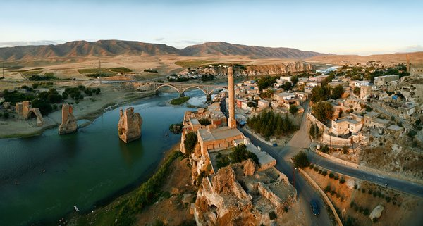 Hasankeyf Selected by Europa Nostra for 7 Most Endangered Program