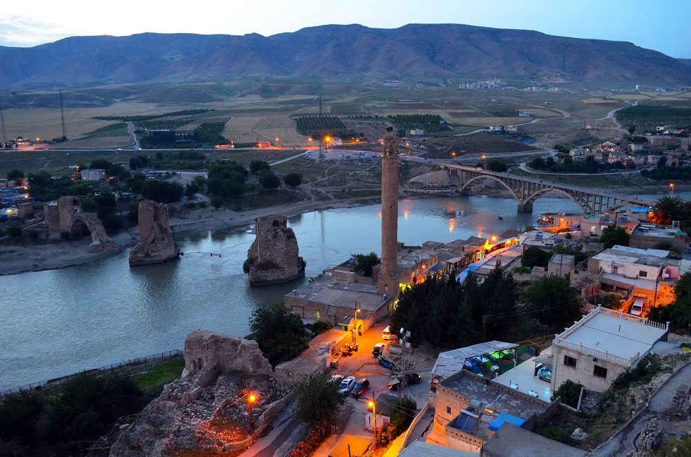 Where the Tigris Flows: Water Security in Post-War Iraq and Turkey