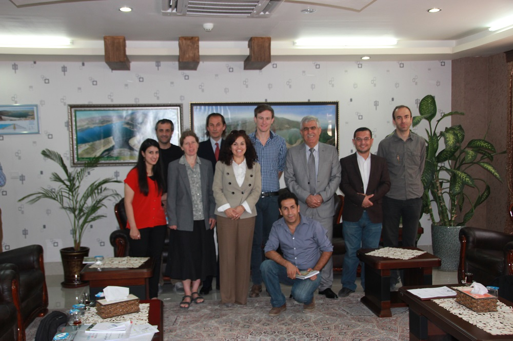 The Erbil strategy meeting and the way forward for the Save the Tigris campaign