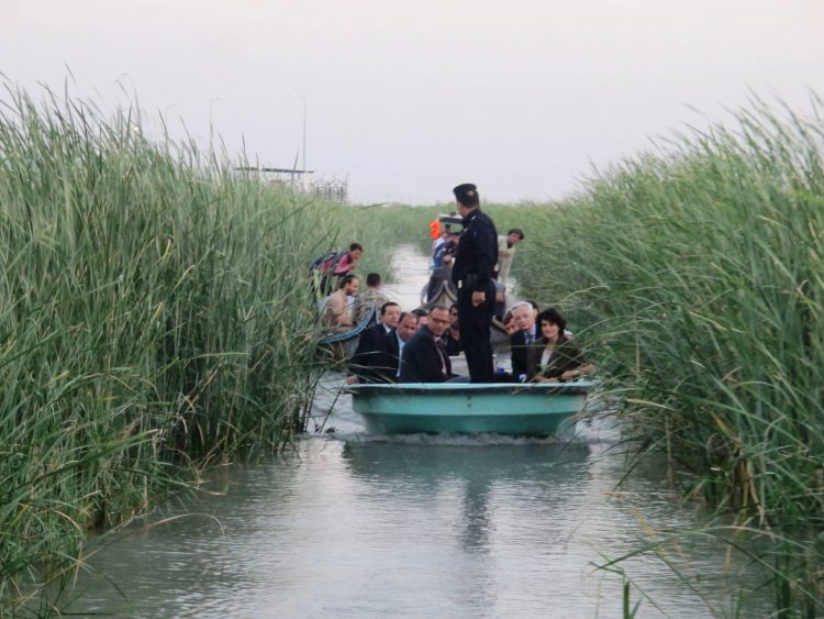 Will Iraq's wetlands join World Heritage List?