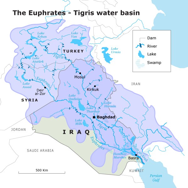 Water and its Infrastructure are not Weapons of War: Protect Civilians' Right to Water in Iraq