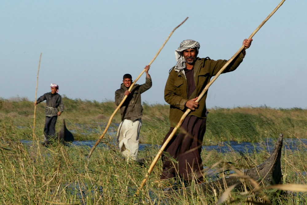 Iraqi Marshes, Second Step Towards World Heritage!
