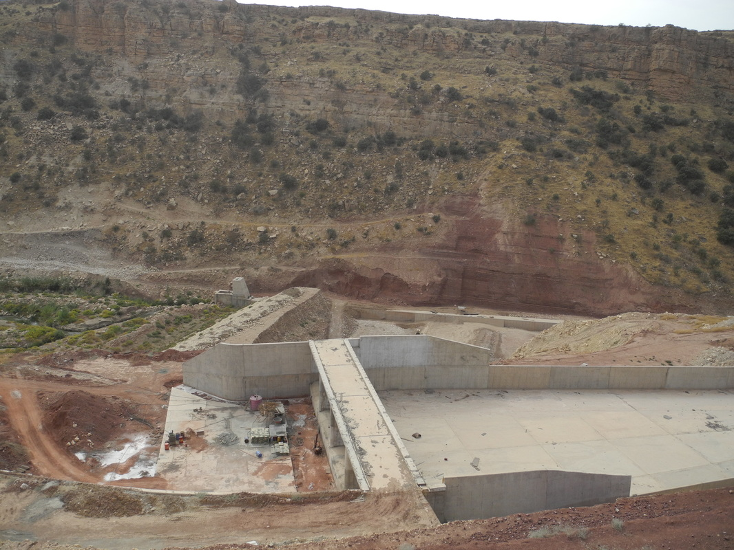 Dam construction in Iraqi Kurdistan: 2 case studies