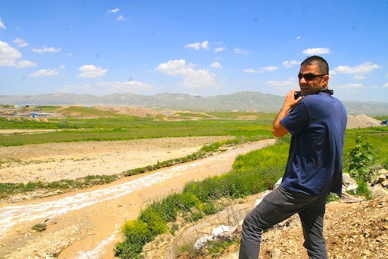 Meeting Iraqi Kurdistan's Lone Water Keeper