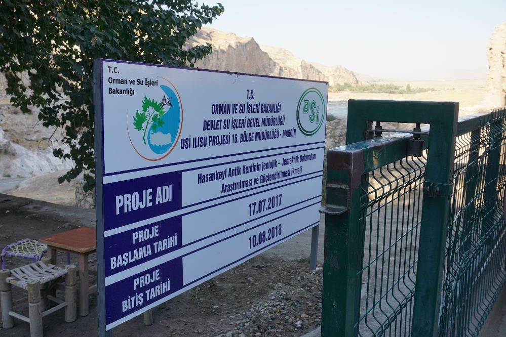 Destruction Accelerates in Hasankeyf and Tigris Basin