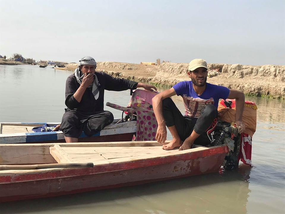 Tribal Disputes Flare in Southern Iraq Over Water Disputes