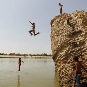 Multi-Billion Dollar Budget Needed To Keep Iraq's Water Flowing