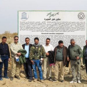 Iraq and Iran's Hawizeh Marshes: Threats and Opportunities