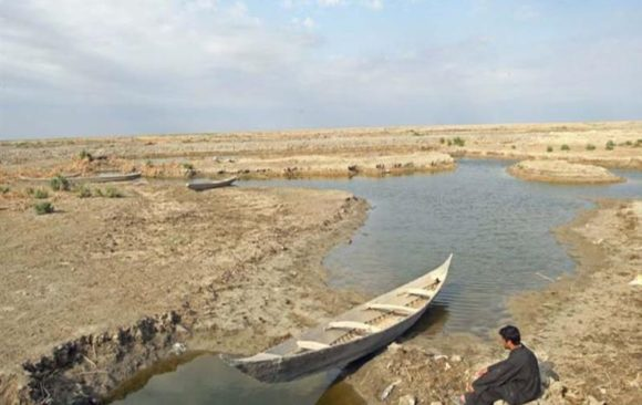 Iraq: Climate-Related Security Risk Assessment