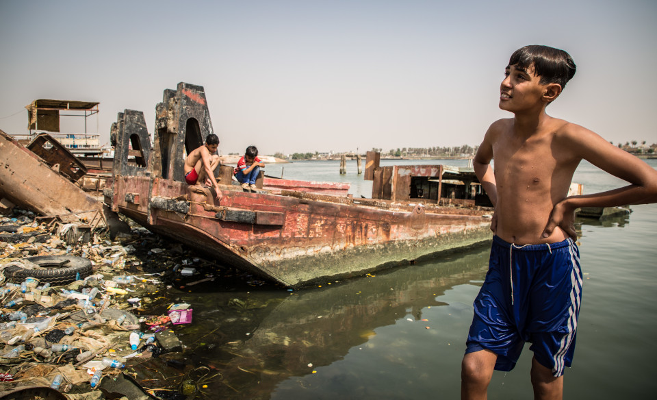 Fact-Finding Team Report on the Humanitarian Situation in Basra
