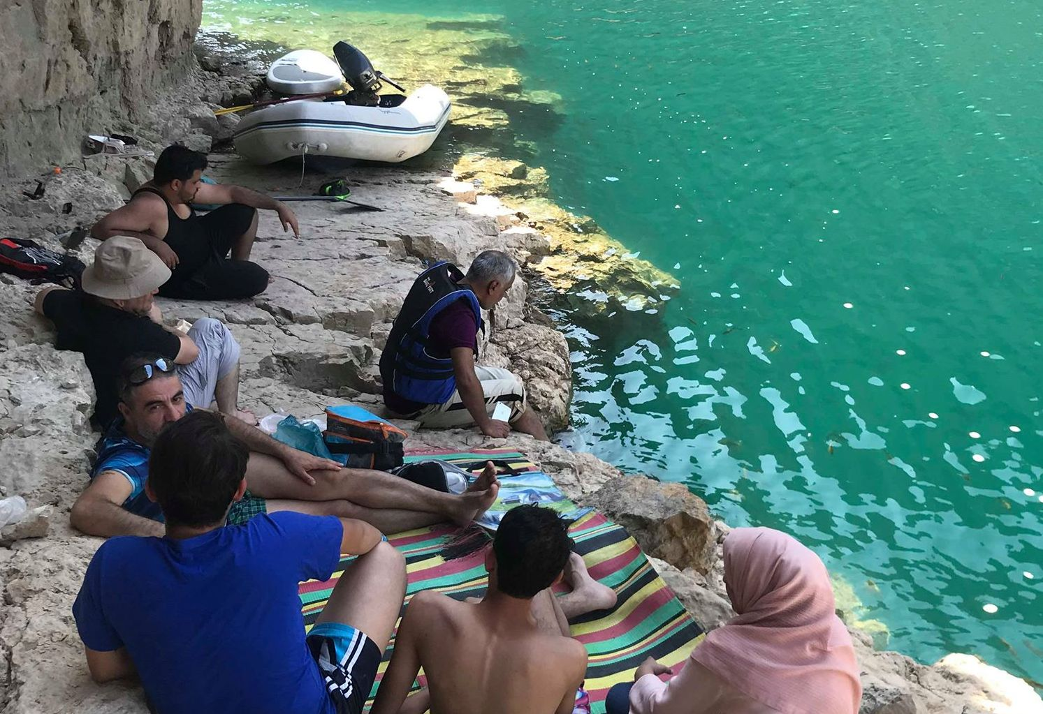 North-South Exchange II for Iraqi Water Activists in Sulaymaniyah