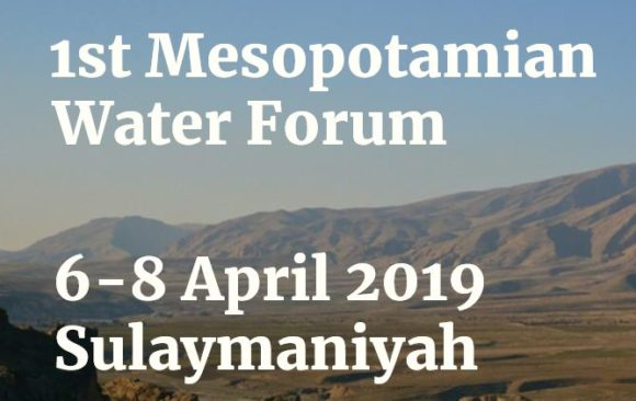 Countdown to Mesopotamian Water Forum 2019: Exploring New Basin-Wide Alternatives to Dam Construction in the Tigris-Euphrates Basin