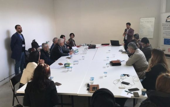 Council for Social Cohesion in Sulaimania Addresses Medical Waste Problem in the City
