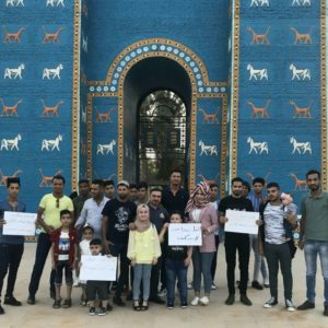 Globally 35 actions for Hasankeyf – Ilisu Dam filling postponed!