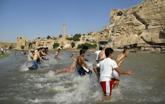 "Save the Tigris Invites Members, Followers, and Supporters to Join the ""Big Jump"" for Hasankeyf"