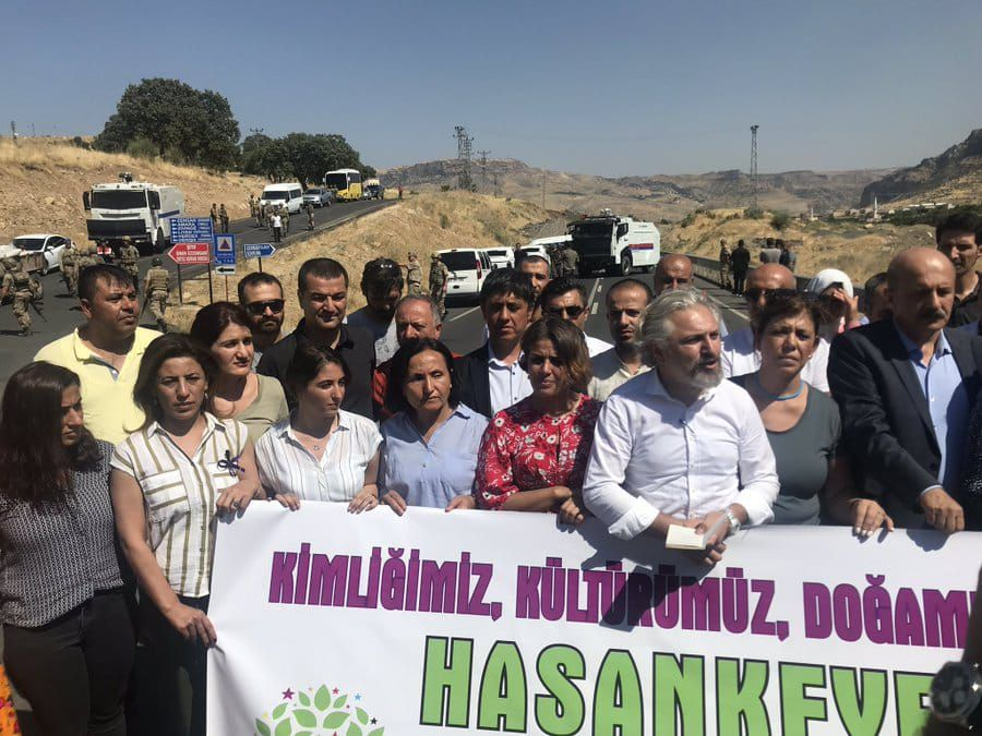 Big Jump for Hasankeyf and Tigris River in 15 Countries!