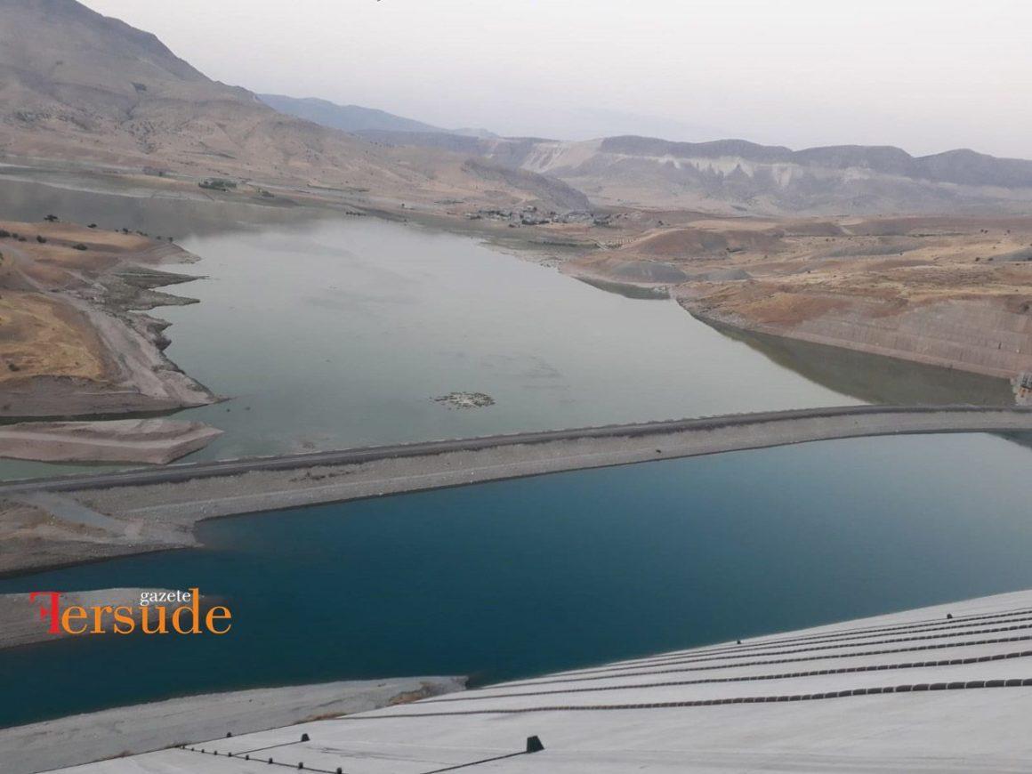 Filling of Ilisu Dam has started!