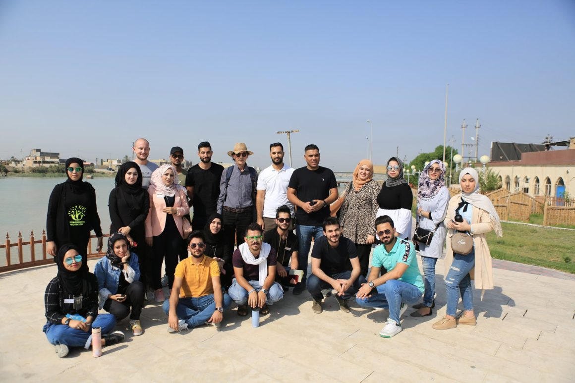 Building the Network of Water Activists in Basra