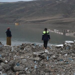 Ilisu Dam Reservoir has reached Hasankeyf town – Apocalypse is Impending!