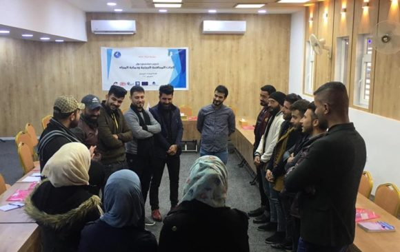 Nineveh Youth Aim to Campaign for Environmental Recovery in Mosul