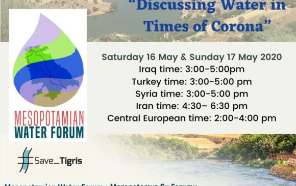 Countdown to Mesopotamian Water Forum Virtual Assembly: Local Assembly of Syria